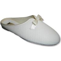 Chaussures Femme Chaussons Calzamur Sandales fermées par l'orteil noeud de s beige