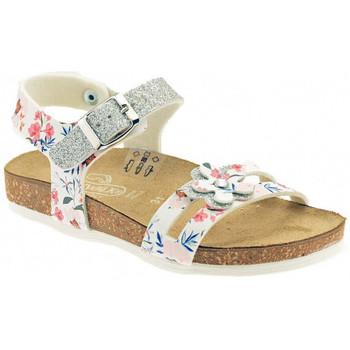Chaussures Fille Sandales et Nu-pieds Nobrand ART 257A007S/R Sandales Multicolore