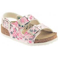 Chaussures Fille Sandales et Nu-pieds Nobrand ART 257A205S/R Sandales Multicolore