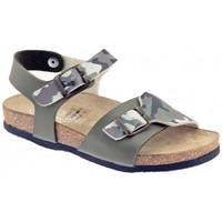 Chaussures Enfant Sandales et Nu-pieds Nobrand ART 257A066S/R Sandales Multicolore