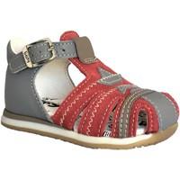 Chaussures Garçon Sandales et Nu-pieds Bopy Zack Rouge