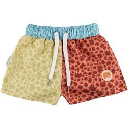 Vêtements Garçon Maillots / Shorts de bain Trendsplant MAILLOT DE BAIN GARÇON PISCINE TRENSPLANT 158520BMCS Multicolore