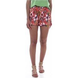 Vêtements Femme Shorts / Bermudas Guess E1GD02 WO05M Rouge