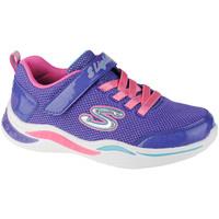 Chaussures Enfant Fitness / Training Skechers Power Petals-Glitzy Petals Violet