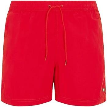 Vêtements Homme Maillots / Shorts de bain Tommy Jeans Maillot de bain Tommy Hilfiger ref 53430 XLG Rouge Rouge