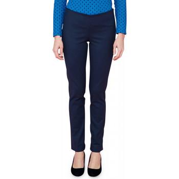 Vêtements Femme Pantalons Haut Large Oasis Pantalon Ajuste Granito INDIGO