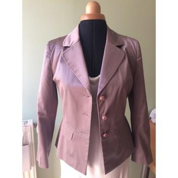 Vêtements Femme Vestes / Blazers 1.2.3 veste beige rosée marque 123 Autres