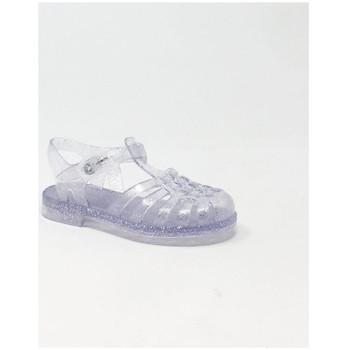 Chaussures Baskets mode Méduse SANDALES AQUATIQUES BB SUN21 ARGENT PAILLETE Argenté