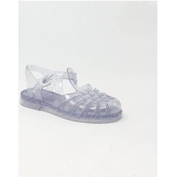 Chaussures Andrew Mc Allist Méduse SANDALES AQUATIQUES KD SUN201 ARGENT PAILLETE Argenté