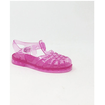Chaussures Andrew Mc Allist Méduse SANDALES AQUATIQUES KD SUN201 ROSE PAILLETE Rose