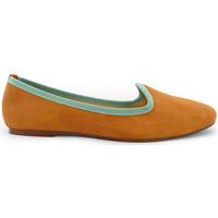 Chaussures Femme Mocassins Ballerette SABA018-003-016 Marrons