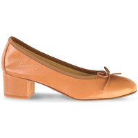 Chaussures Femme Ballerines / babies Ballerette AVENTINO018-008-050 Marrons