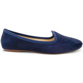 Chaussures Femme Mocassins Ballerette SABA009-003-050 Bleu