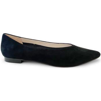 Chaussures Femme Ballerines / babies Ballerette VALADIER029-003-114 Noires