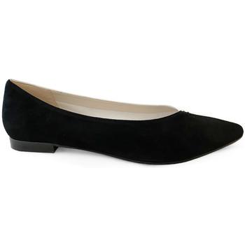 Chaussures Femme Ballerines / babies Ballerette VALADIER029-003-225 Noires