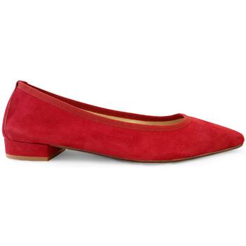Chaussures Femme Ballerines / babies Ballerette C MARZIO038-003-050 Rouges