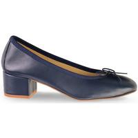 Chaussures Femme Ballerines / babies Ballerette AVENTINO009-008-050 Bleu