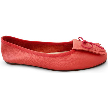 Chaussures Femme Mocassins Ballerette MARGANA097-020-050 Rouges