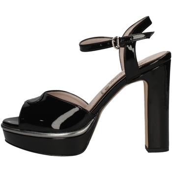 Chaussures Femme Sandales et Nu-pieds Bottega Lotti 5753003 NOIR