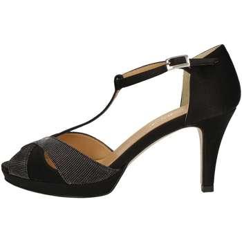 Chaussures Femme Sandales et Nu-pieds Bottega Lotti 1827 NOIR