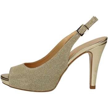Chaussures Femme Sandales et Nu-pieds Bottega Lotti 1801 PLATINE