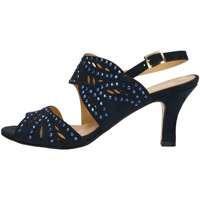 Chaussures Femme Sandales et Nu-pieds Bottega Lotti 1294 BLEU