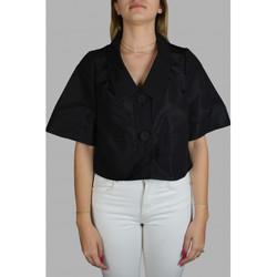 Vêtements Femme Chemises / Chemisiers Prada Haut Noir