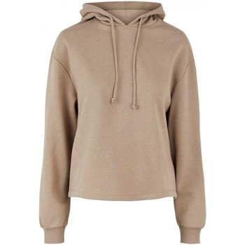 Vêtements Femme Sweats Pieces Hoodies Taille : F Beige XS Beige