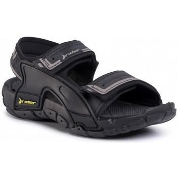Chaussures Enfant Sandales et Nu-pieds Rider TENDER XI KIDS 82817 Noir