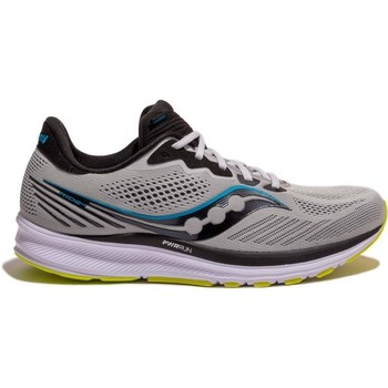 Chaussures Homme Baskets basses Saucony Ride 14 Gris