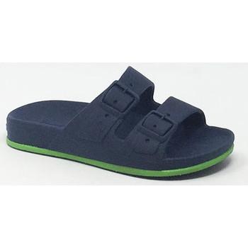 Chaussures Mules Cacatoès BRASILIA BB/KD MARINE/VERT Vert