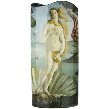 Maison & Déco Vases, caches pots d'intérieur Muzeum Vase en céramique silhouette Botticelli - La Naissance de Vénus Bleu