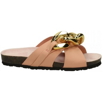 Chaussures Femme Mules Frau NATURAL-S rose-oro