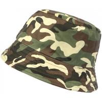 Accessoires textile Chapeaux Veuillez choisir votre genre Chapeau  Mixte Vert