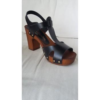 Chaussures Femme Sandales et Nu-pieds Lola Espeleta Sandales Lola Espeleta Noir