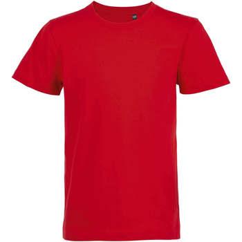 Vêtements Enfant T-shirts manches courtes Sols CAMISETA DE MANGA CORTA Rojo