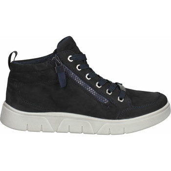 Chaussures Femme Baskets montantes Ara Sneaker Blau