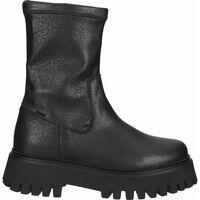 Chaussures Femme Bottes ville Bronx Bottes Schwarz