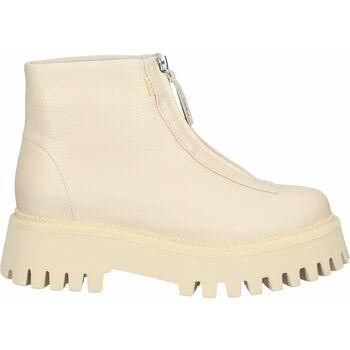 Chaussures Femme Boots Bronx Bottines Camel