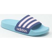 Chaussures Enfant Claquettes adidas Originals ADILETTE SHOWER ADYX Bleu