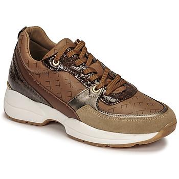 Chaussures Femme Baskets basses Fericelli PIRYNA BEIGE