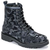 Chaussures Femme Boots Fericelli PARMA MARINE