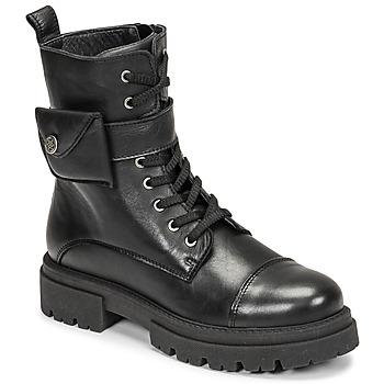 Chaussures Femme Boots Fericelli PERNILLE NOIr
