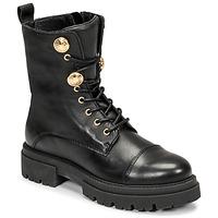 Chaussures Femme Boots Fericelli PADOUE noir