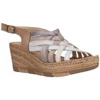 Chaussures Femme Sandales et Nu-pieds Walk & Fly 8508 43870 Mujer Taupe marron
