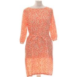 Vêtements Femme Robes courtes Best Mountain Robe Courte  36 - T1 - S Orange