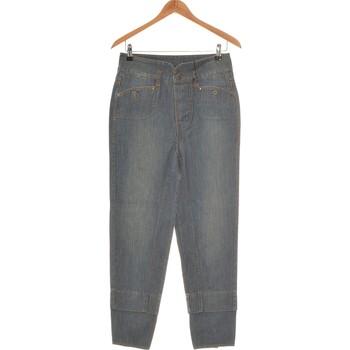 Vêtements Femme Jeans droit Kanabeach Jean Droit Femme  36 - T1 - S Bleu
