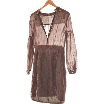 Vêtements Femme Robes courtes Et Compagnie Robe Courte  38 - T2 - M Violet