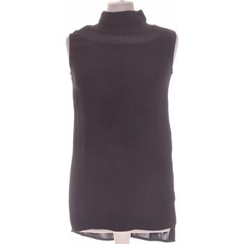 Vêtements Femme Débardeurs / T-shirts sans manche Zara Débardeur  34 - T0 - Xs Noir