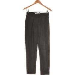Vêtements Femme Pantalons & Other Stories Pantalon Droit Femme & Other Stories 34 - T0 - Xs Noir
